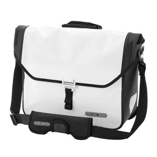 Ortlieb Downtown Two Bag Bag Ortlieb White