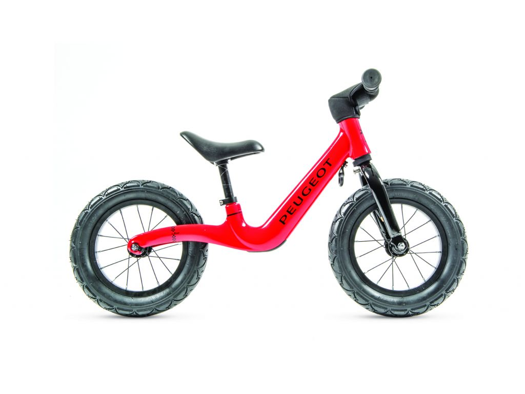 Peugeot Balance Bike J12 non electric Peugeot Red
