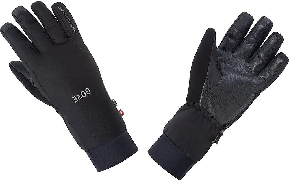 GORE® M GORE® WINDSTOPPER® Thermo Gloves Clothing Quantum eBikes