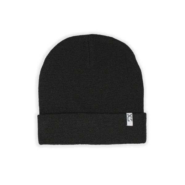 XS Unified Wool Cuffed Beanie Clothing XS Unified Black