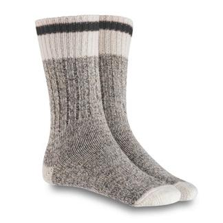 XS Unified Wool Camp Sock XS Unified Small(5-7) Black