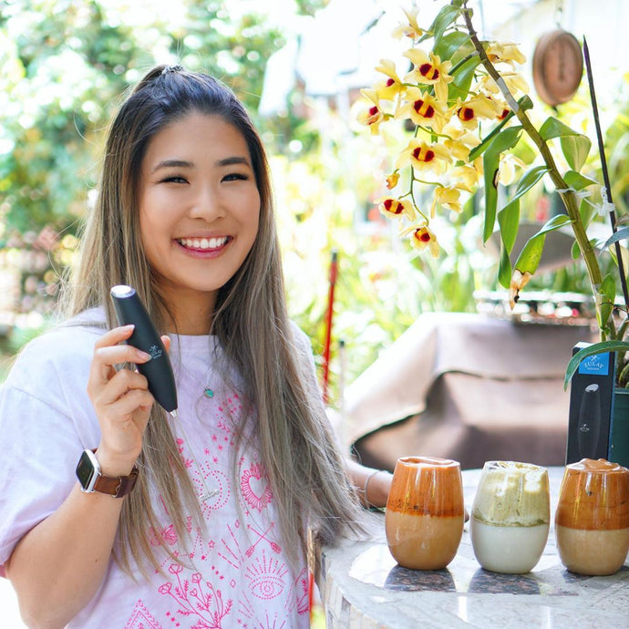 Tiffany Wong Uses the Zulay Milk Frother for all Sorts of Frothy Drinks!