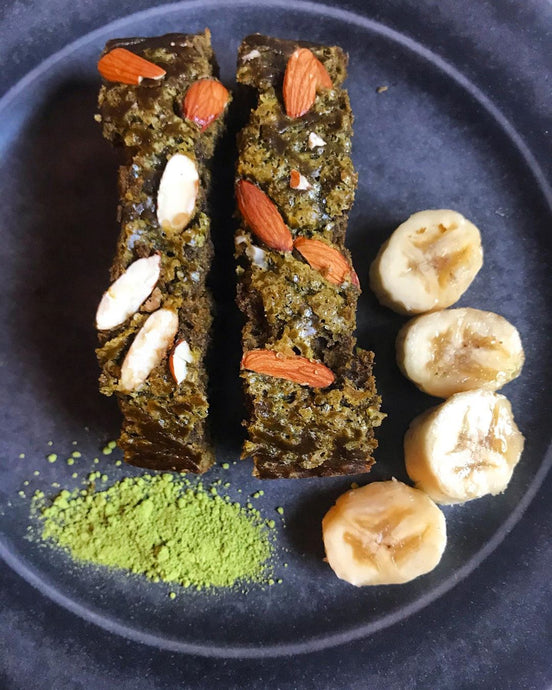 Matcha Banana Bread Recipe