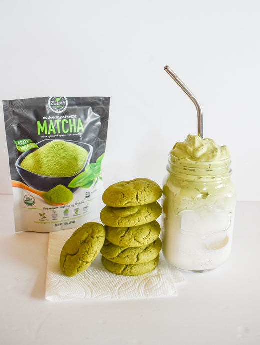 Easy Matcha Cookie Recipe