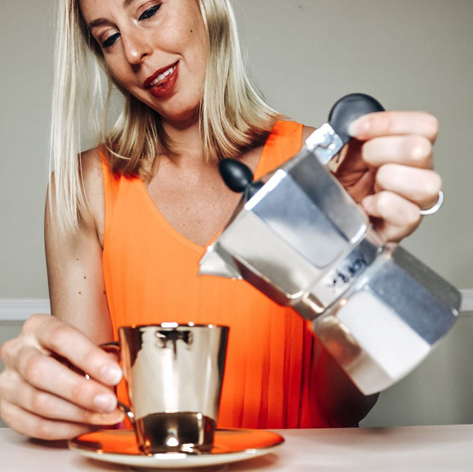 The Zulay Kitchen Espresso Maker That Packs A Punch Says Karissa Hagemeister!