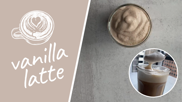 Healthy Vanilla Latte Recipe