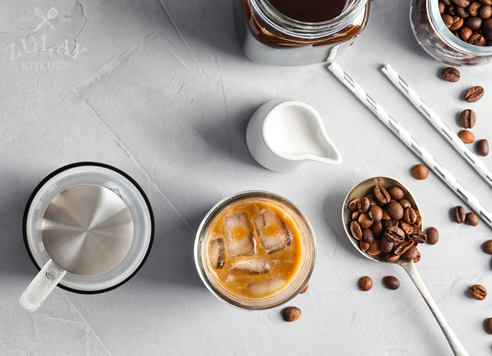 Elevate your Cold Brewed Coffee Experience