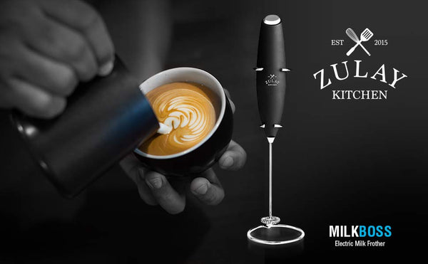 Milk Boss Milk Frother