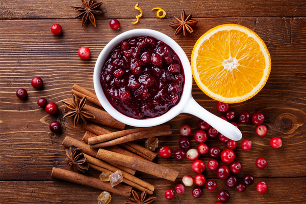 Basic Holiday Cranberry Sauce Recipe