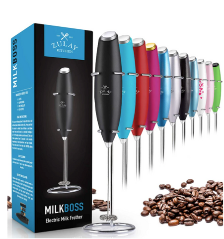 black milk frother wholesale