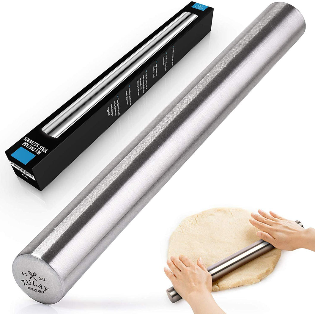 Professional French Rolling Pin - Zulay Kitchen