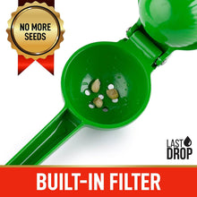 Load image into Gallery viewer, Last Drop Premium Single Bowl Metal Lime Squeezer