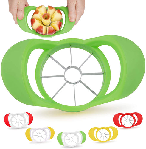 Apple Corer and Slicer With 8 Sharp Blades