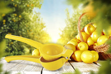 Load image into Gallery viewer, Premium Handheld Single Bowl Citrus Lemon Squeezer - Zulay Kitchen