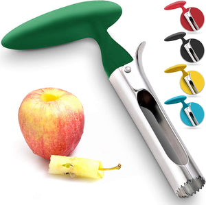 Premium Apple Corer - Easy to Use and Durable Stainless Steel