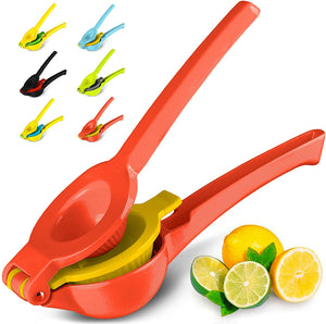 Red Lemon Lime Squeezer