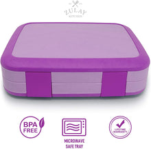 Load image into Gallery viewer, Kids Bento Box Lunch Box - Durable, Leak-Proof