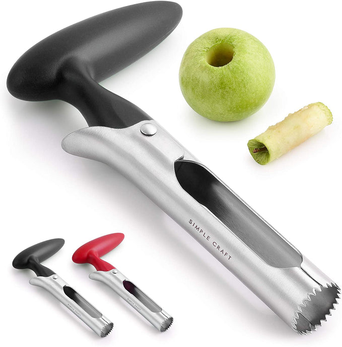 Simple Craft Apple Corer For Removing Cores & Pits - Zulay Kitchen