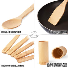 Load image into Gallery viewer, Wooden Kitchen Utensils