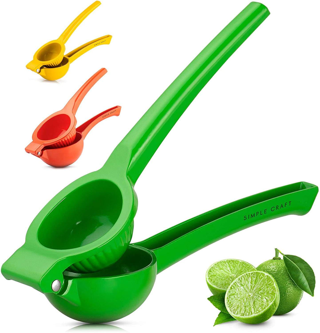 Simple Craft Premium Handheld Single Bowl Citrus Lemon Squeezer