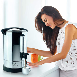 Zulay Premium Commercial Coffee Urn