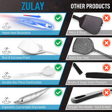 Load image into Gallery viewer, Zulay 14.8 inch Stainless Steel Wok Spatula