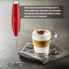 Load image into Gallery viewer, High Powered Milk Frother Foam Maker for Lattes, Cappuccinos, Matcha, Frappes and More by Milk Boss - Zulay Kitchen