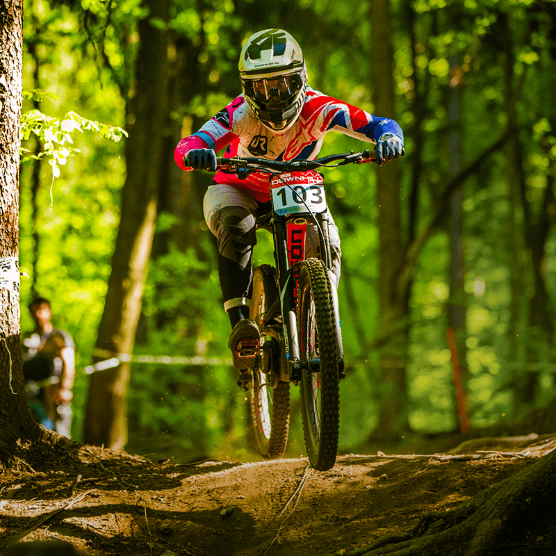 Mercedez-Benz UCI MTB World Cup Finals - Snowshoe, WV