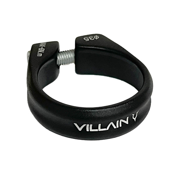 VILLAIN - NOOSE SEAT POST COLLAR 31.6
