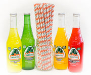 StrawSave™ Custom-Branded Paper Straws (Wholesale)