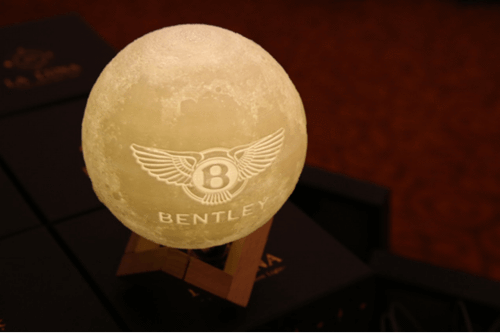 How to perfect combination 3D print & Bentley logo In 1 Day