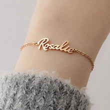 Load image into Gallery viewer, Personalized Name Bracelet