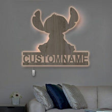 Load image into Gallery viewer, Personalized Wall Decor Lamp