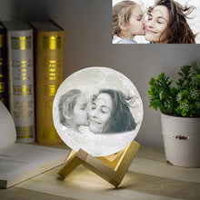 Load image into Gallery viewer, Customized Moon 3D Lamp