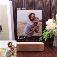 Load image into Gallery viewer, Instagram Style 3D Led Lamp Gift
