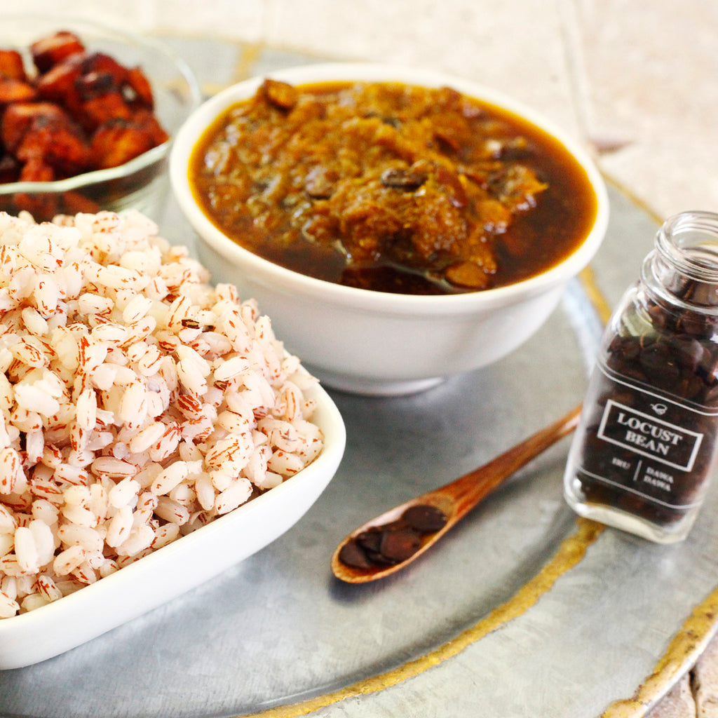 Ofada Rice - Sample Size