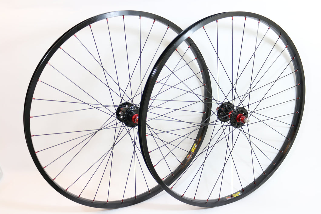 Wheelset - Technique Hub & Sun Rim (29