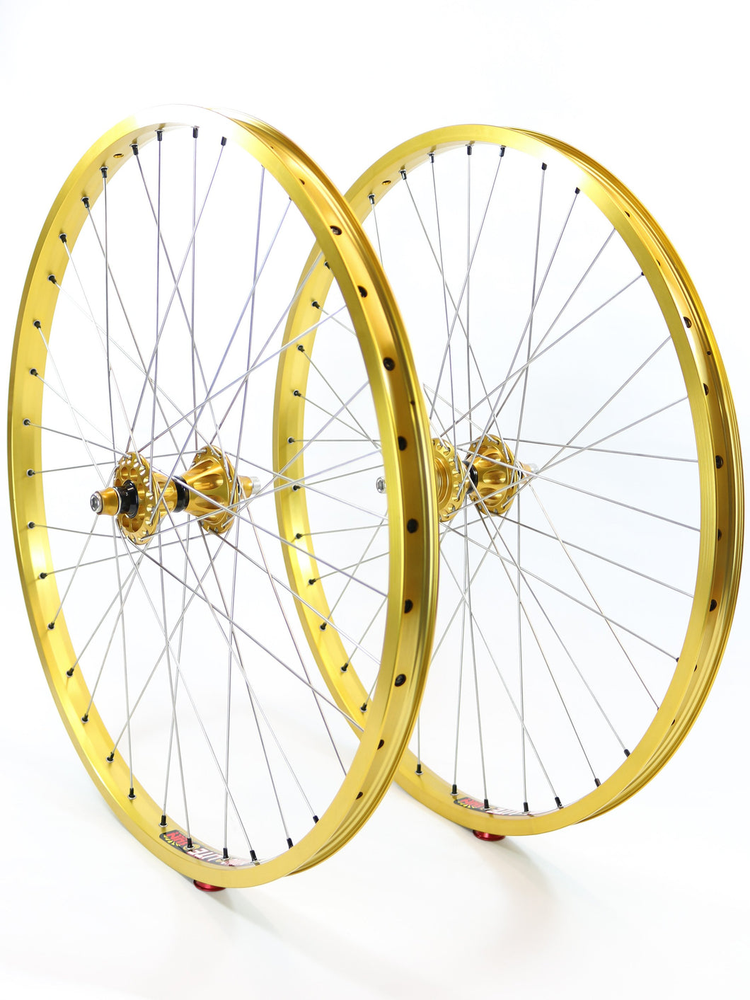 Wheelset - Technique Hub & Sun Rim (26