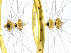"Wheelset - Technique Hub & Sun Rim (26"")"