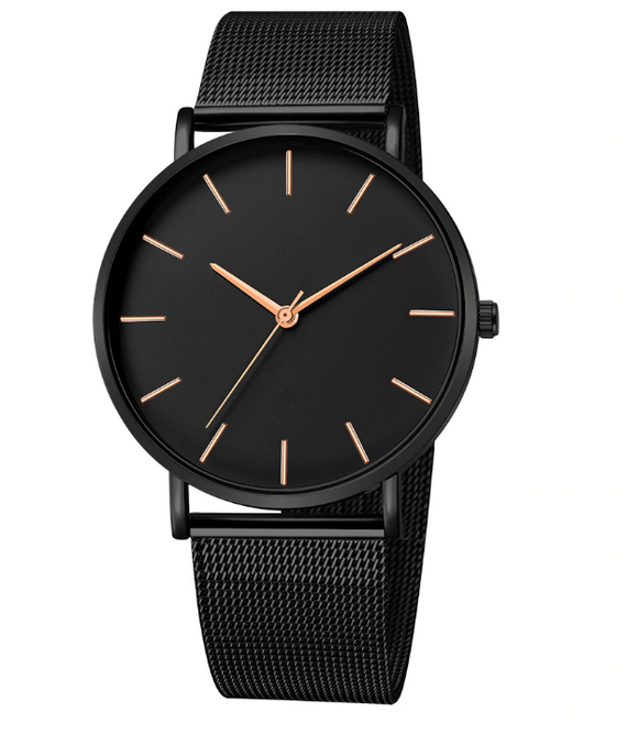 Woman's Modern Montre Femme Minimalist Watch
