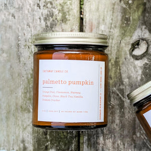 Palmetto Pumpkin - Limited Edition for Fall!