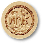 1240 Three Kings 2012 Release Springerle Emporium Cookie Mold Anis Paradies