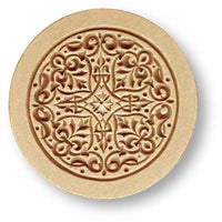 celtic ornament springerle cookie mold anis paradies