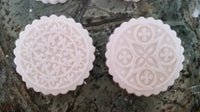 Multi-Image: Six Different Ornaments Springerle Cookie Mold