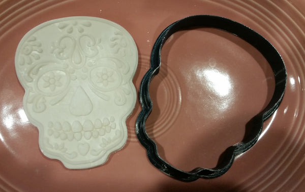 Cookie Cutter: Sugar Skull