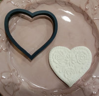 Cookie Cutter for Anis Paradies Lotus Heart 5137