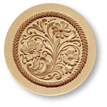 Springerle Emporium Floral Ornament Anis Paradies Cookie Mold