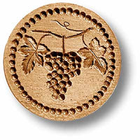 2732 springerle emporium grapes cookie mold