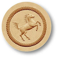 Rearing Horse Springerle Cookie Mold by Anis-Paradies