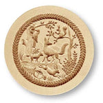 Forest Animals Springerle Cookie Mold Springerle Emporium Anis-Paradies
